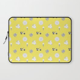 Greg Pattern Laptop Sleeve