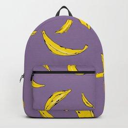 Tropical fruit - banana Backpack
