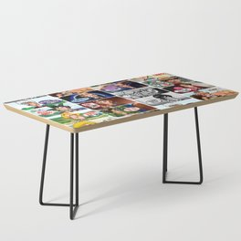 Call A Doctor Coffee Table