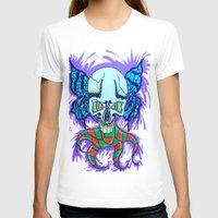 creativity T-shirts featuring Creativity  by Edgar Huaracha