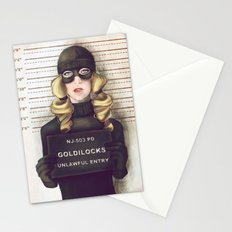 Goldilocks Stationery Cards
