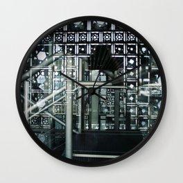 Ornementation Wall Clock