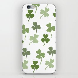 wood sorrel  iPhone Skin