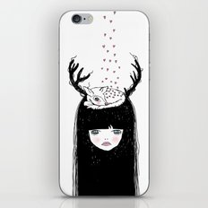 Bambi & moi iPhone & iPod Skin