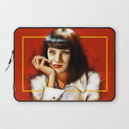 Mia Thurman Laptop Sleeve