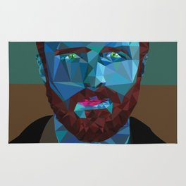 Jesse Pinkman Polygonal Rug