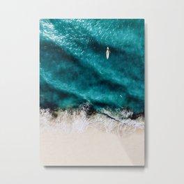Sea 8 Metal Print