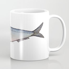 Sardine: Fish of Portgual Coffee Mug
