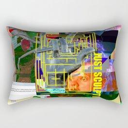 Just Sculpt It 1 Rectangular Pillow