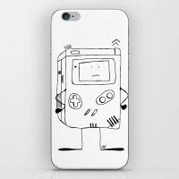 wiz khalifa iPhone & iPod Skins featuring Play wiz Me by ingicoPhotoDesign