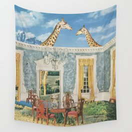 Majestic Landscape Wall Tapestry