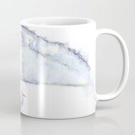 Heron and the Hudson Coffee Mug