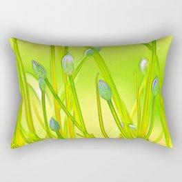 Allium 144 Rectangular Pillow