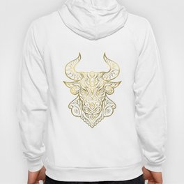 Taurus Gold Hoody
