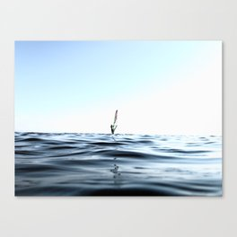 sea rider Canvas Print