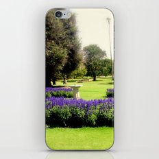 Botanical Garden iPhone & iPod Skin