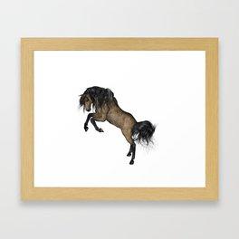 HORSE - Gypsy Framed Art Print