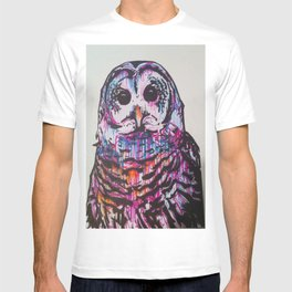 Something like an Owl T-shirt