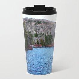 River in Nature Travel Mug