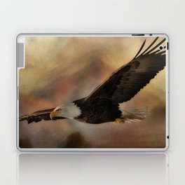 Eagle Flying Free Laptop & iPad Skin