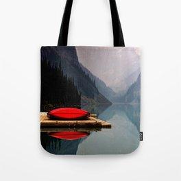 landscape of gods Tote Bag
