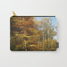 Autumnal Path Carry-All Pouch