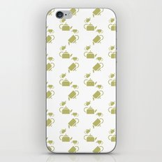 KETTLE PATTERN iPhone & iPod Skin