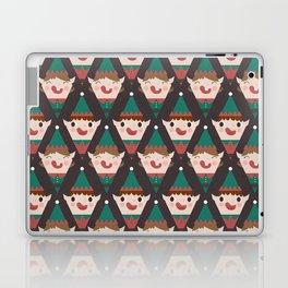Santa's Little Helpers (Patterns Please) Laptop & iPad Skin