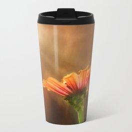 Flower of Fall Travel Mug