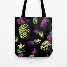pineapple pattern Tote Bag