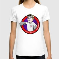 house md T-shirts featuring Vault Boy MD by AriesNamarie
