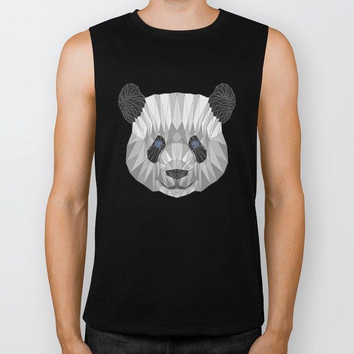 panda Biker Tank