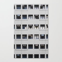 [ - ] Wai Yip Street, Hong Kong Canvas Print