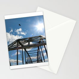 The Cushman Street Bridge Stationery Cards