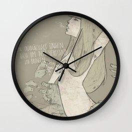 Devour 2 Wall Clock