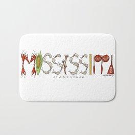 StarkVegas - Mississippi State Bath Mat