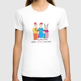 Merry Bloody Christmas T-shirt