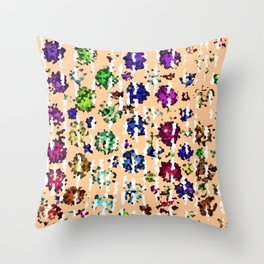 BB 03 Throw Pillow