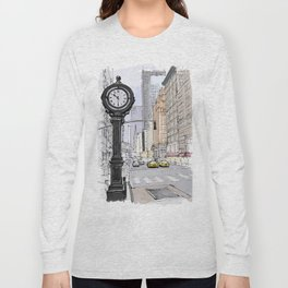 I have visited the city many years ago, I love New York Long Sleeve T-shirt