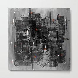 :: Night Sounds :: Metal Print