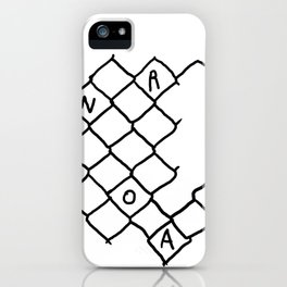 Toca Reja 1/3 iPhone Case