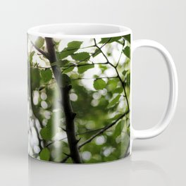 Early Morning Forest Hike Coffee Mug