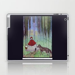 Red Riding Hood Laptop & iPad Skin