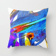 Summer trend Throw Pillow