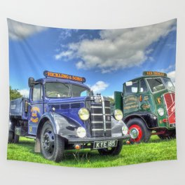 Bedford Dropside Tipper Wall Tapestry