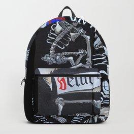 Homo Fugit Velut Umbra Backpack