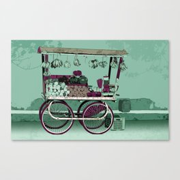 FRUIT STOP Canvas Print