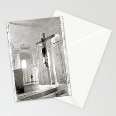 Crucifix-Redemption Stationery Cards
