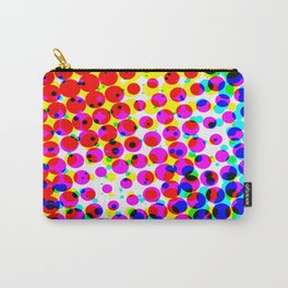 Colourful Circle Circus Carry-All Pouch