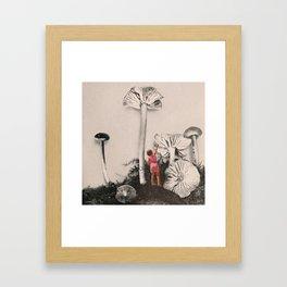 Magical dream Framed Art Print